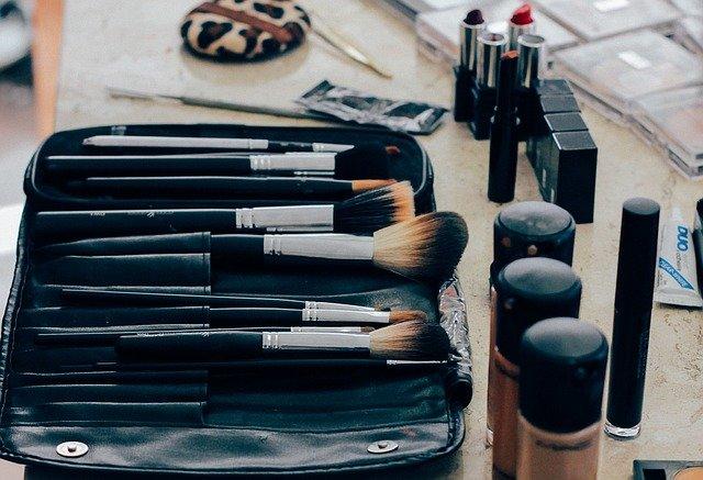 Pinceis de Maquiagem
